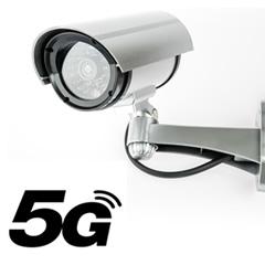 5G CCTV